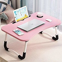 zfj Laptop Desk in Bed Foldable Lap Desk Mini Home