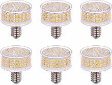 ZFQ E14 Screw Base LED Squat Light Bulb 9W, 90