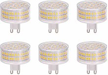 ZFQ G9 LED Squat Light Bulb 9W, 90 Watt Halogen
