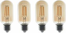 ZFQ Vintage Edison LED Filament Bulb T45 4W
