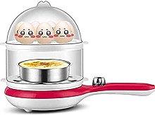 ZFQZKK Egg Boiler Electric Egg Steamer, Egg