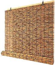 ZGC Carbonization Natural Reed Curtain,Kitchen