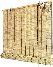 ZGC Natural Reed Curtain,Vintage Bamboo