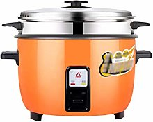 ZGJQ Rice Cooker, Slow Cooker and Food Steamer –