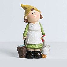 ZGPTX Nordic Creative Character Model Small