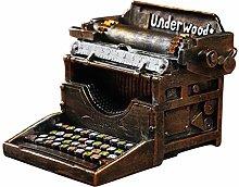ZGPTX Retro Vintage Typewriter Model American