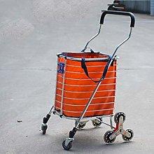 ZGQA-GQA Lightweight Climbing Shopping Trolley