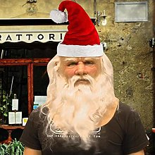 ZGYQGOO Disguised Santa Claus Christmas Funny With