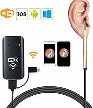 ZGYQGOO Wireless Ear Camera - Ear Cleaning Kit -