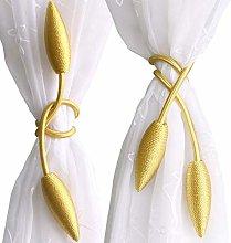 ZHANCHEN Curtain Tie Backs 2 Pieces Curtain