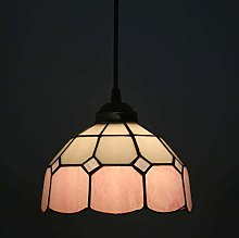 ZHANGDA 8-Inch Mini Pendant Lighting Antique