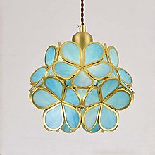 ZHANGDA Lighting Super Cute Flower Petal Pendant