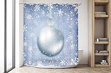zhanghui2018 White beautiful snowflake Christmas