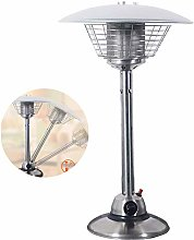 ZHANGLE Tabletop Patio Heater Stainless Steel