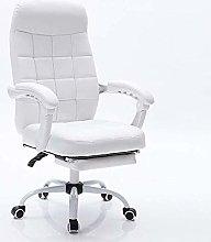 ZHANGYY Leather Executive, Swivel, Adjustable