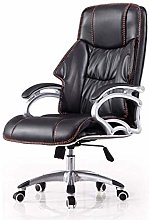 ZHANGYY Office Chair, High Back Boss Chair Lift