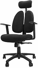 ZHANGYY Office Chair High Back Computer Desk Chair
