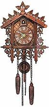 ZHANGZHIYUA Black Forest Mechanical Wooden Cuckoo