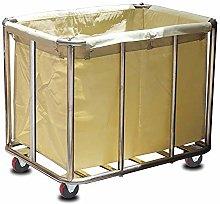 Zhao Li Laundry basket trolley Heavy Duty Linen