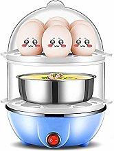 ZHAOJIA 14-Capacity Egg-Boiler, 350W Electric