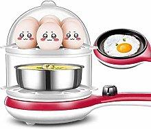 ZHAOJIA 3-in-1 Egg-Boiler, Multi-Function