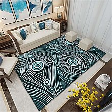 ZHAOPAI carpets for living room Circle dotted