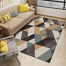ZHAOPAI carpets for living room Geometric triangle