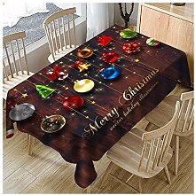 ZHAOXIANGXIANG Christmas Tablecloth Stylish Home