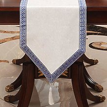 ZHAOXIANGXIANG Table Runner,Modern Chinese Style