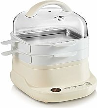 ZHaoZC Drawer Type Electric Steamer Breakfast
