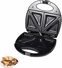 ZHAOZC Sandwich Toaster Grill Maker - Griddle