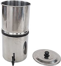 Zhat Water Filter Pitcher, Black Filter Core Water