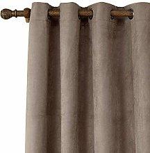 zhbotaolang Velvet Soft Curtains Thermal Insulated