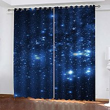 ZHDXDP Blackout Curtains For Kids Bedroom Boys