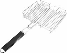 ZheHanWUFB Bbq Grill Net Square Grilled Fish And