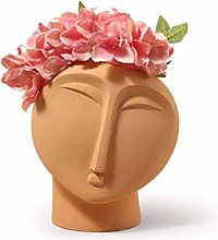 ZHENAO Artificial Flowers Art Face Decoration