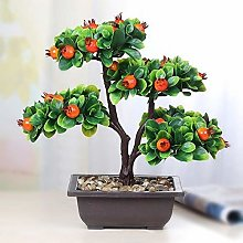 ZHENAO Artificial Plants Artificial Bonsai Fake