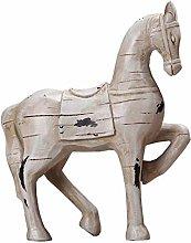 ZHENAO Artworkdecorative Horse Statue, Horse