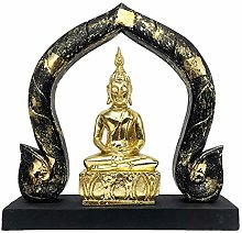 ZHENAO Artworkthai Buddha Statue, Buddhist Crafts