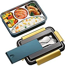 ZHENAO Bento Lunch Box, 4 Compartment Lunch