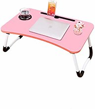 ZHENAO Child Desk Laptop Table Multifunction
