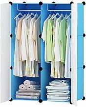 ZHENAO Closets DIY Storage Module Portable Cabinet