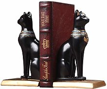 ZHENAO Decorations Bookend Statue Decoration,