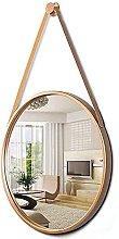 ZHENAO Decorative Wall Mirror, Modern Hanging