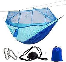 ZHENAO Hamocks Portable Mosquito Net Hammock Tent