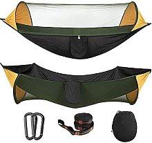 ZHENAO Hamocks Portable Tent Camping Hammock with