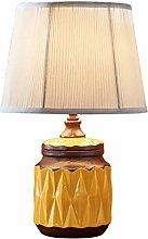 zhenao Home Experience- American Retro Table Lamp