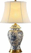 zhenao Home Experience- European Retro Table Lamp