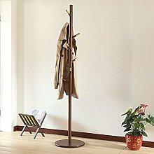 ZHENAO Household Indoor Coat Storage Rack, Hanging