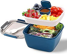 ZHENAO Lunch Box for Adults, Portable, Detachable,